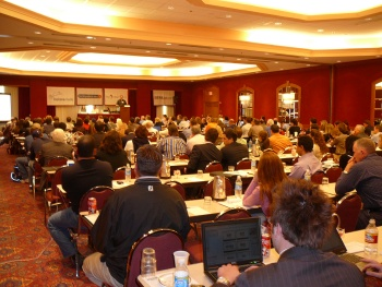 Picture of the crowd at SEW Live Dallas