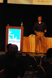 Joe Megibow of Hotels.com - eMetrics Keynote