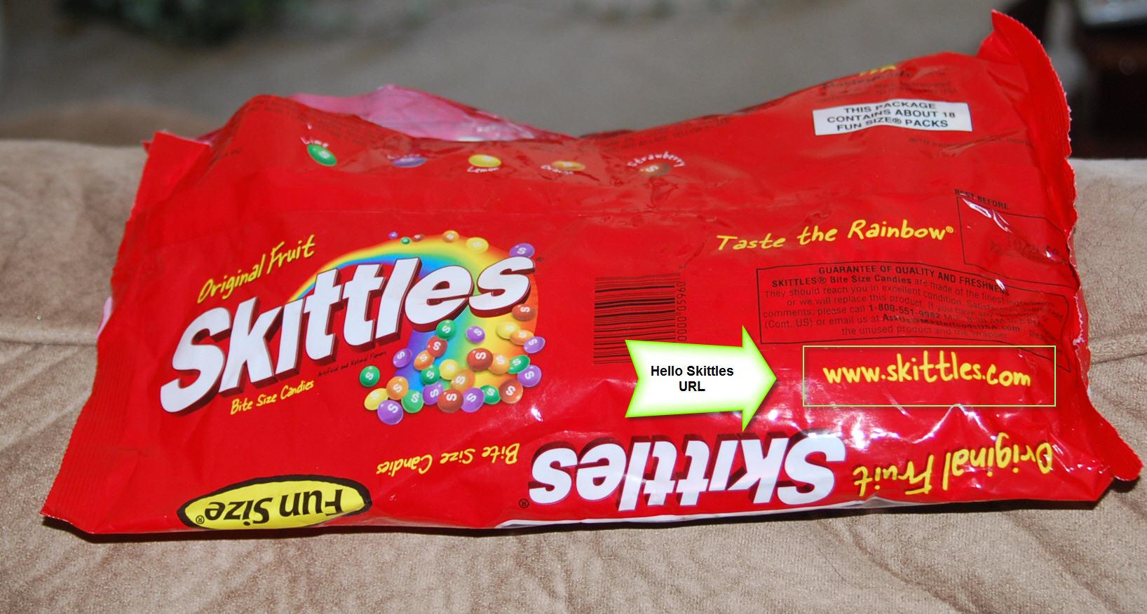 Gest Skittles Bag Trend Bags