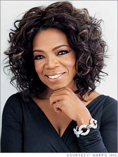 Can Oprah sell twitter to the mainstream