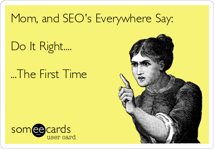 SEO Copywriting - Do it right the first time